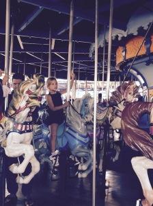Carowinds: Karussell mit 68 Pferden