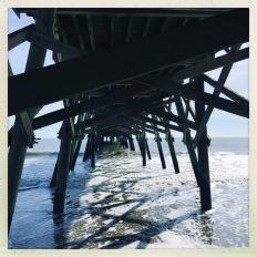 Pier Surfside Beach