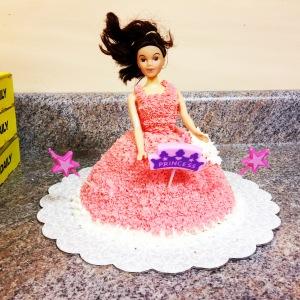 Ruchidnya's Birthday Cake - Terrific