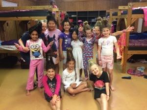 Camp Thunderbrid 2016 / BISC Big Hair Night