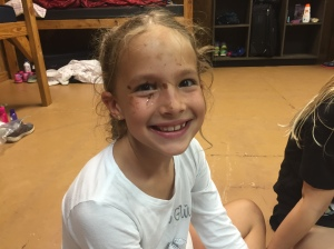 Camp Thunderbrid 2016 / after chocolate challenge