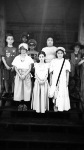 Camp Thunderbrid 2016 / It's hard to be a pioneer (BISC)