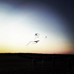 Kites jockeys ridge state park