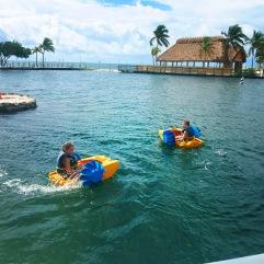 Water fun, Islamorada
