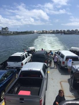 RT17: ferry to Ocracoke