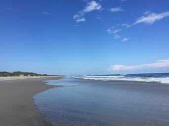 RT17: Ocracoke beach