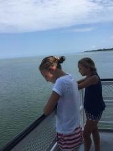 RT17: ferry to Cedar Island