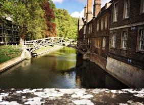 Cambridge_Mathematical Bridge