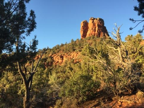 Page AZ, red rocks
