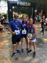 4th of July 4 Miler, Raleigh
