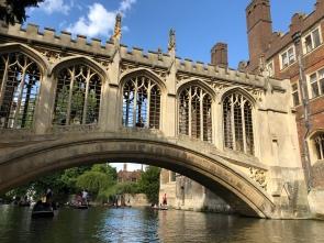 The Bridge of Sight Cambridge