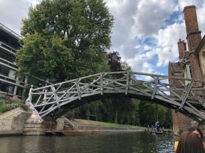 Mathematical Bridge Cambridge